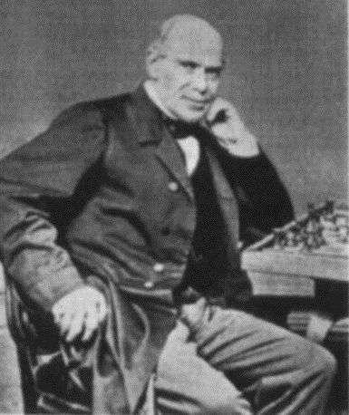 Adolf Anderssen, un trebejista simpar