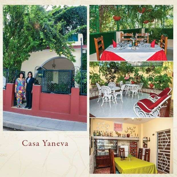 Casa Yaneva / Calle San Martín no. 763 entre Roosevelt y Bembeta, Reparto Boves, Camagüey / Tel.: (032) 297931 Móvil: 52712639 /Email: casayaneva@yahoo.com